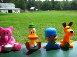 Pocoyo and Friends: Coffin 2 by joshmb509
