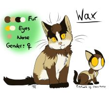 Wax Reference Sheet by Schnaut