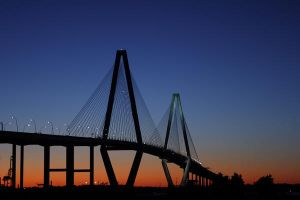 Ravenel Bridge by PatrickMalone