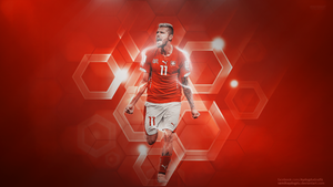 Behrami - Wallpaper by SemihAydogdu