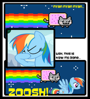 Nyan Dash by Noah-x3