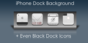 Dock Background by gfx4more