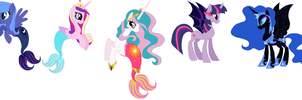 The Royals My Style by NightmareLunaFan