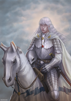 Griffith by Ev-Moirart