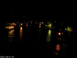 Lagoon in the Night by Hal1313