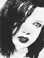 Shirley Manson... by TheleO