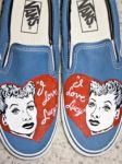 i love lucy shoes by tenshiemi328