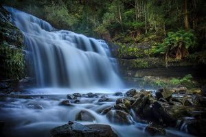 Liffey Falls by Kyofuu
