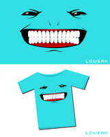 Lord Voldemort T-shirt by Loweak