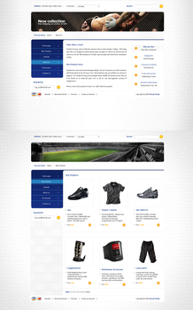 Athletic by ECP-Pro