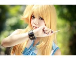 Fairy Tail - Lucy Heartfilia by Bakasteam