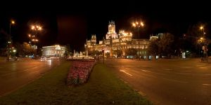 Cibeles la nuit 2 by ColetasSoft