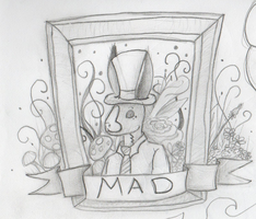 Mad Frame by SierraSweet