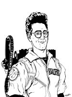 Egon Inked by hiredhand