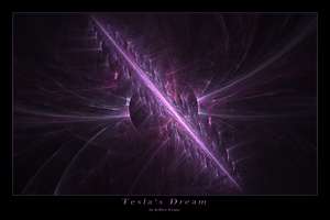 Tesla's Dream by Aeires