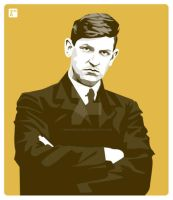 Michael Collins by monsteroftheid
