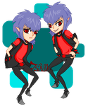 Zein Brothers by Tsiki10