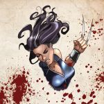 X-23 by angeldelaoscuridad