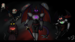 GANDORUS and his army by Steve-the-defender