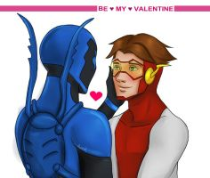 Be my Valentine by AvenK