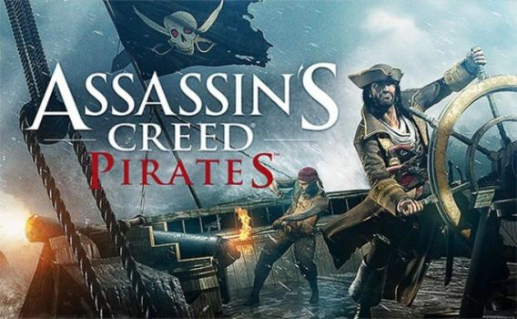 Assasins creed pirates by peligronico
