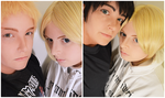 Bertholdt, Reiner and Annie Preview. by Millahwood