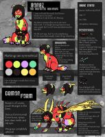 Bonez Reference Sheet by kidcandy