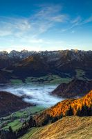 Alpine morning 2013 III by mutrus