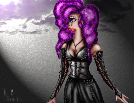 Leelatrix by MissFuturama