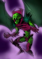 Annihilus by williamsquid