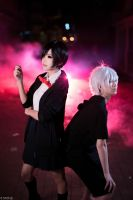 Tokyo Ghoul by josephlowphotography