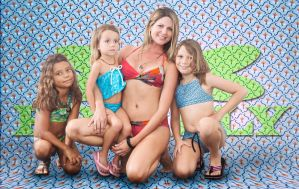 Ranifly Bikinis for All Ages by emilyrosecaspe