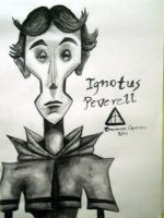 Ignotus Peverell ~ Tale of the Three Brothers by emmanuel7