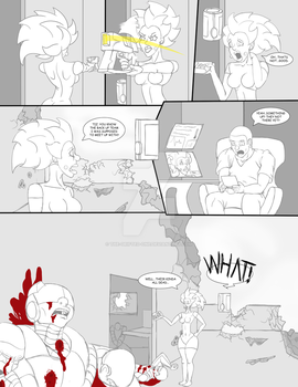 Thats not good... by the-Grifted-one