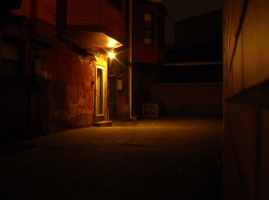 Dark Alley by Israel50