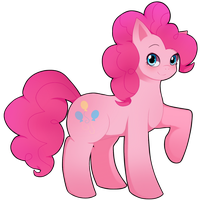 Pinkie Pie by Miss-Gardenia
