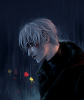 Rain by omurizer