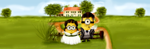 Gone with the Minions by toxicdesire