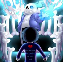 You're gonna have a bad time by Blackberreh