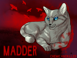 .:Trade with Kolorkit. MADDER:. by MadhouseHatter