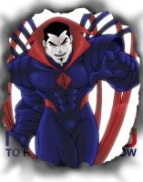 Mr. Sinister I WANT YOU 2012 by LucasAckerman