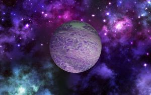 The C4N53R Planet by Topas2012