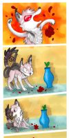 No Red Roses Here! by BrightSketch