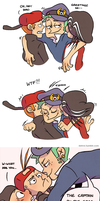 Oh Captain by ReiLatte