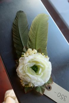 IF: Green Gables Corsage by A-Little-White-Lie