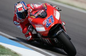 Casey Stoner by Passaritos