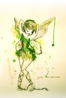 Tinkerbell by synthemescal