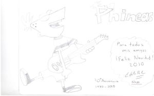 Phineas by napo1