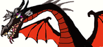 Disney Style Dragon design: Bryagh by Dragonfire810