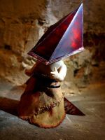Pyramid Head Beta by ChocolateDecadence